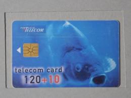 TELECARTE - CREDIFONE - PHONECARD - TELEFONKARTE   2 SCANS - (Nº14992) - Tarjetas Telefónicas
