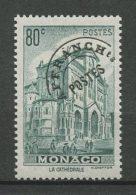 MONACO  1943 Préoblitérés  N° 2 ** Neuf = MNH Superbe Cote 2.40 € La Cathédrale - Préoblitérés