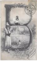 LETTRE B - Femme Et Enfants - Prénoms