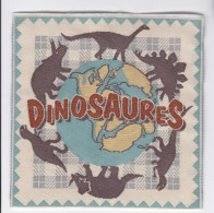 Pièces De Rapièçage - Patch - Dinosaures - Otros