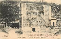 - Indre Et Loire -ref A559- Sainte Radegonde - Ste Radegonde - Marmoutier - Repos De Saint Martin - - France