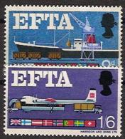 Gran Bretaña  463/464 ** MNH. 1967 - 1952-.... (Elizabeth II)