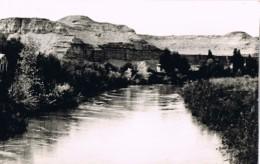 18128. Postal Fotografica JORDANIA. Giordania. Rio Jordan Y Aguas De Bautismo De Jesucristo - Jordania