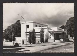 CPSM Gf.Dépt.91. MASSY . La Nouvelle Poste à MASSY Centre . 4 Cv Renault . - Massy