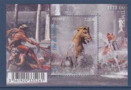= Fête Du Timbre 2010, Protégeons L'eau F4440 Neuf Bassin Apollon Versailles Cheval Bronze - Ungebraucht