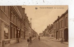 FRASNES-LEZ-BUISSENAL RUE LEON DESMOTTES - Frasnes-lez-Anvaing