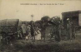 CEYLON - COLOMBO - Sur Les Bords Du Lac Fort - Sri Lanka (Ceylon)