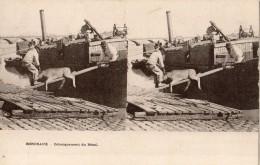 BORDEAUX DEBARQUEMENT DU BETAIL (CARTE PRECURSEUR) - Bordeaux