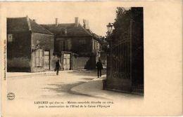 CPA Langres - Maison Canoniale (P95242) - Sin Clasificación