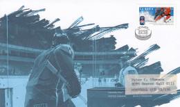 EISHOCKEY-ICEHOCKEY-HOCKE Y SUR GLACE-HOCKEY SU GHIACCIO, CANADA, 2008, Special Postmark !! - Hockey (su Ghiaccio)