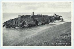 Peel - St. Patrick's Island. - Salmon - Isle Of Man