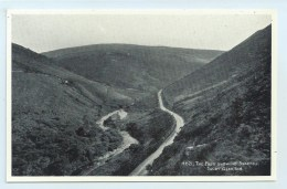 Sulby Glen - The Pass Showing Snaefell. - Salmon - Isle Of Man