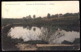 Environs De Rhode-St-Genèse : L'Etang --- En Couleur - In Kleur - Nels Srie 11 - Nr 815 - Rhode-St-Genèse - St-Genesius-Rode
