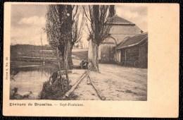 CPA Sept Fontaines - Environs De Bruxelles - Rare Et  Superbe !! - St-Genesius-Rode