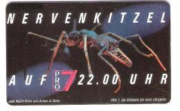 Germany - S 65B/92 - Pro 7 - Ameise - Ant - Nervenkitzel - Germany