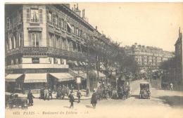 PARIS - Boulevard Des Italiens (boutique DIAMANT PLIMSAUL ) Bon état ( Voir Scan ) - Francia