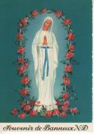 Souvenir De BANNEUX N.D Aux Pieds De La Vierge J´ai Prié Pour Vous - Sprimont