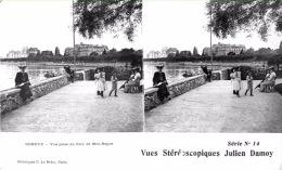 # Vues Stéréoscopiques - Genève - Vue Prise Au Parc De Mon-Repos - Estereoscópicas