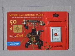TELECARTE - CREDIFONE - PHONECARD - TELEFONKARTE   2 SCANS - (Nº15004) - Phonecards