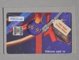 TELECARTE - CREDIFONE - PHONECARD - TELEFONKARTE   2 SCANS - (Nº15007) - Phonecards