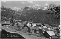 HUÉMOZ → Et Les Alpes Vaudoises 1950 - VD Vaud