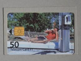 TELECARTE - CREDIFONE - PHONECARD - TELEFONKARTE   2 SCANS - (Nº15014) - Télécartes