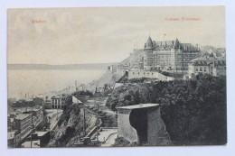 Chateau Frontenac, Quebec, Canada - Québec - Château Frontenac