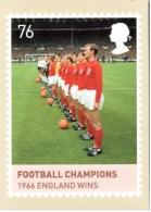 Carte PHQ L´Angleterre Championne De Football En 1966 - 2012 - 1952-.... (Elizabeth II)