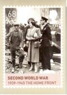 Carte PHQ 2ème Guerre Mondiale Le Front De L´intérieur / Second World War The Home Front - 2012 - Cartes PHQ