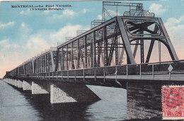 Montréal - Le Pont Victoria (Victoria Bridge) 1920 - Montreal
