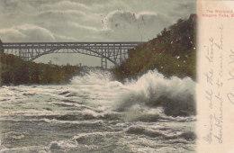 The Whirlpool, Niagara Falls (colorisée, Précurseur) - Chutes Du Niagara