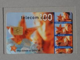TELECARTE - CREDIFONE - PHONECARD - TELEFONKARTE   2 SCANS - (Nº15016) - Schede Telefoniche