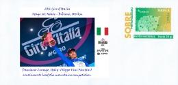 SPAIN, 2016 Giro D´Italia, Stage 12: Noale - Bibione, 182 Km  Damiano Cunego, Italy (Nippo Vini Fantini, Italy) - Ciclismo