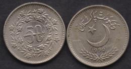 PAKISTAN 1990 - 50 Paisa Coin KM# 54 - Pakistan
