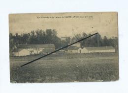 CPA  Tachée,abîmée  -  Vue Générale De La Laiterie De Saint Ange  - - Francia