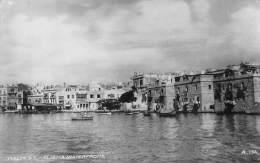 """05551 """"MALTA G.C. - SLIEMA - WATERFRONT"""" ANIMATA. CART. PO ST. ORIG. NON SPEDITA. - Malta"""