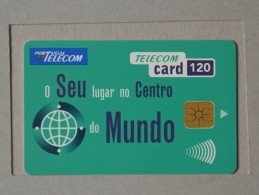 TELECARTE - CREDIFONE - PHONECARD - TELEFONKARTE   2 SCANS - (Nº15031) - Télécartes