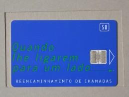 TELECARTE - CREDIFONE - PHONECARD - TELEFONKARTE   2 SCANS - (Nº15032) - Télécartes