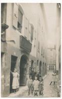 CPA  Village  à Identifier - PLATRERIE ET PEINTURE  F. BONNET - Peut-être Dans Le Var - France