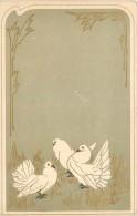 OISEAUX , Pigeon Tourterelle , * 314 39 - Oiseaux