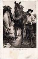 L'ABREUVOIR (Dagnan-Beuveret), Karte Gel.1931, 40 F Expo Marke, Sonderstempel - Europe