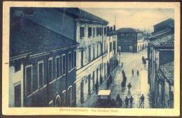 ITALIA - ITALY - FERRARA - MASSA FISCAGLIA - Via Giordano Bruno - 1926 - Ferrara