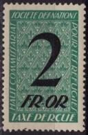 FRANCE - Refugees Charity Stamp - CINDERELLA LABEL VIGNETTE - MNH - Réfugiés