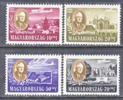 HUNGARY  CB 1-1c     *     F.D. ROOSEVELT - Airmail