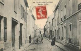 SAINT LEU.Rue Des Avollées - Saint Leu La Foret
