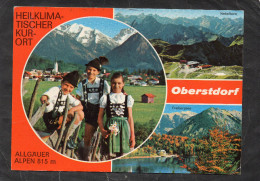 Oberstdorf Im Allgäu - Multivues - Oberstdorf