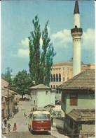 Sarajevo,Bosnia -  Mosque.Islam Monument.USED POSTCARD - Islam