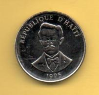 HAITI -  5 Centimes 1995 SC  KM154 - Haití