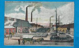 OBERHAUSEN     Gutehoffnungshütte  Walzwerk - Oberhausen