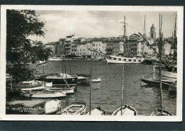 CPA - SAINT TROPEZ - Le Port - Bateaux - Saint-Tropez